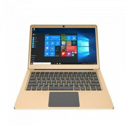 "13"" Notebook Portable Ultra Slim Quad Core Laptop Windows 8.1 Gold"