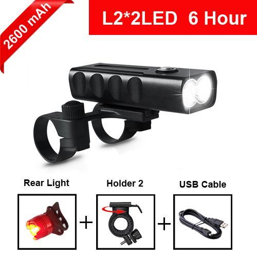 L2 2600mAh taillight