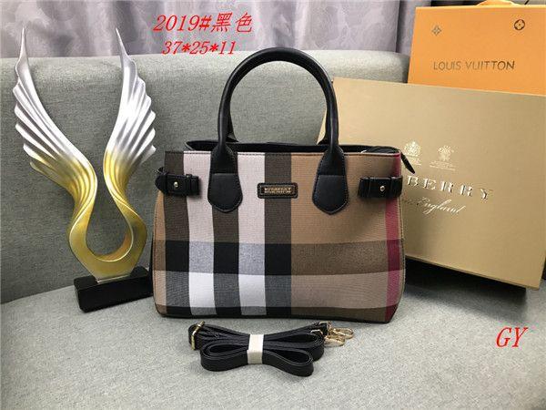 2019 hot Wholesale - Free Shipping High Quality Top Lady Handbag Brand Shoulder Bag Fashion Clutch Bag Messenger Bag Lady Handbag 4 color