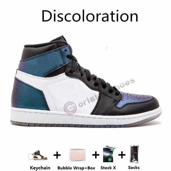 1S-Décoloration