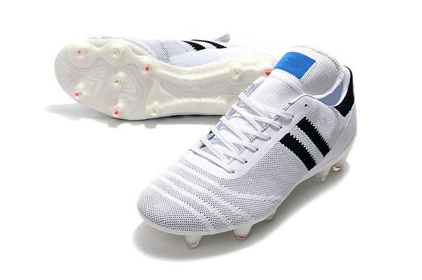 209 Original Best Quality Primeknit Copa 70Y FG Soccer Shoes Mens Football Boots Outdoor FG Soccer Cleats Sneakers