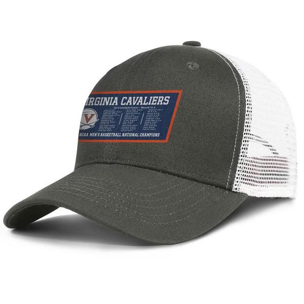 meet 3d99a 11d59 Mesh Trucker hats Men Women-Virginia Cavaliers Men s Basketball 2019 NCAA  National Champions designer hats