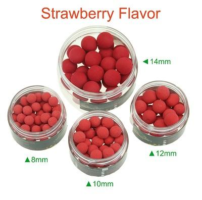 strawberry flavor - 8mm