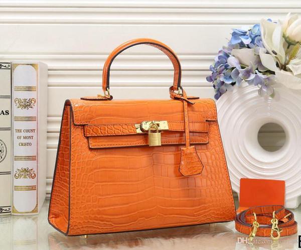Designer bolsas das mulheres HE 25 centímetros 28 centímetros feminino designer de carteira lichia pu couro feminina de moda de luxo saco diagonal a tiracolo