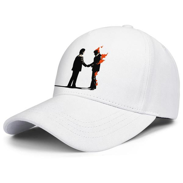 Classic Men Women Trucker cap wish you were here pink floyd albums custom baseball hats Dance hats All Cotton