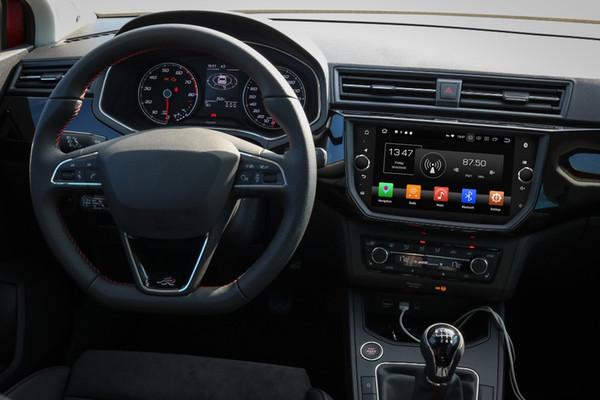 "8"" Octa Core Android 8.0 Car DVD Player for SEAT Ibiza 2018 Audio RDS Radio USB Bluetooth WIFI Mirror-link 4GB RAM 32GB ROM"