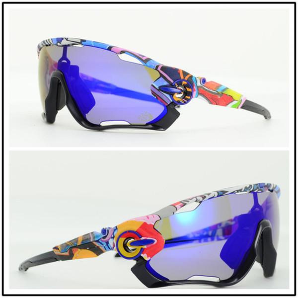 5 len photochromic cycling eyewear men women bicycle bike ungla outdoor port mtb goggle polarized len un gla e