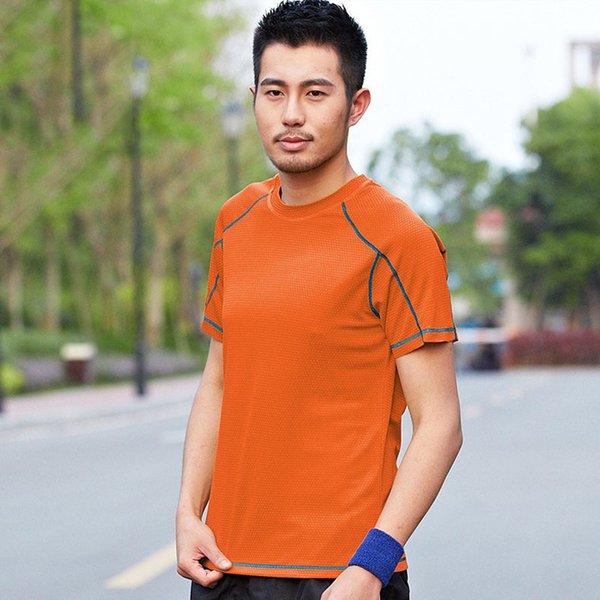 men orange