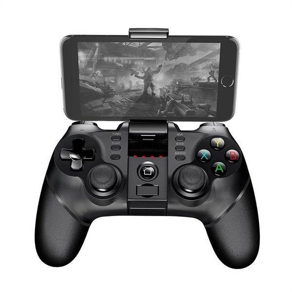 Wholesale iPega PG-9077 Wireless Bluetooth Handle Games Joystick Gamepad For Smart Phones Tablets Smart TV for Xiaomi Huawei Honor E285