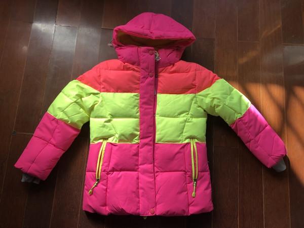 Junge Großhandel 30 Von Verdicken Ski Jacke Mantel Kinder Bekleidung Fleeced Skijacke Grad Wasserdichte Winter Bluelike Snowboard Baby Schnee 8PnX0wOk
