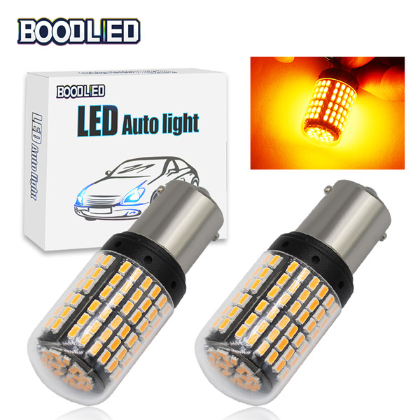 Set Reverse Backup Canbus Light 1156 Lamp Ba15s No Error Led White Bulb 7506