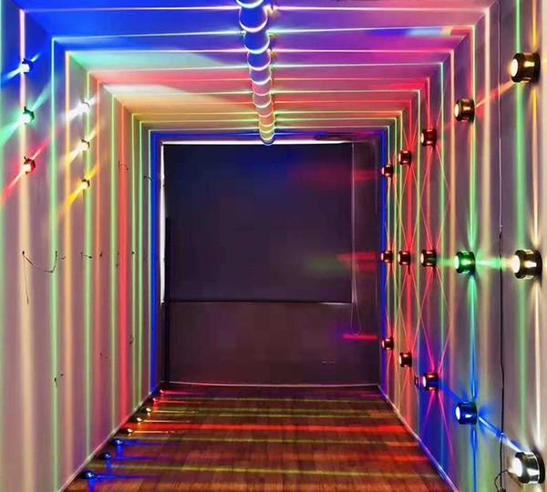 Acheter Porche Extérieur Étanche IP65 LED Allume La Décoration De La Maison  Moderne, Lampe De Mur En Aluminium Pour Le Balcon De La Cour Y85 265V LLFA  ...