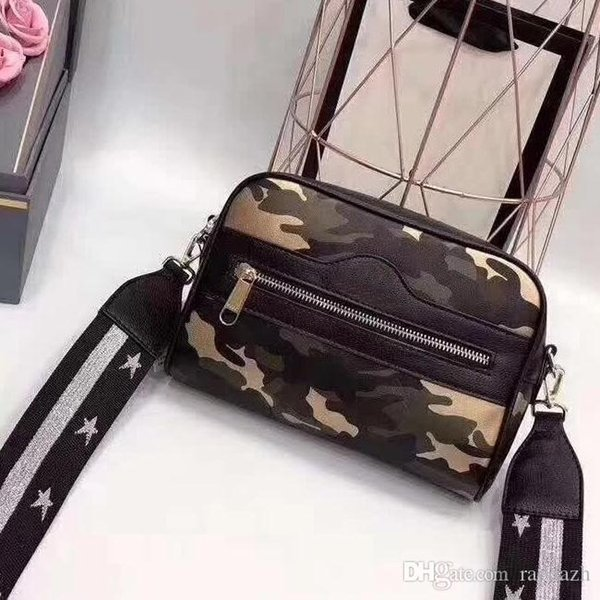 Fashion Waterproof Camera Bag Photography Package DSLR Shoulder Case for Sony Nikon Canon Canvas Micro Single Messenger Women