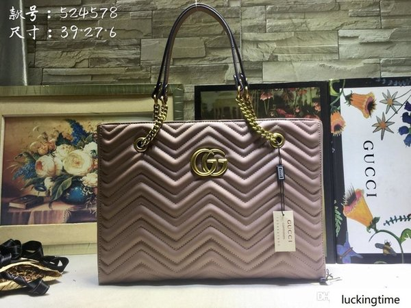 bag Paris leather shoulder luxurys wallet handbag 9001