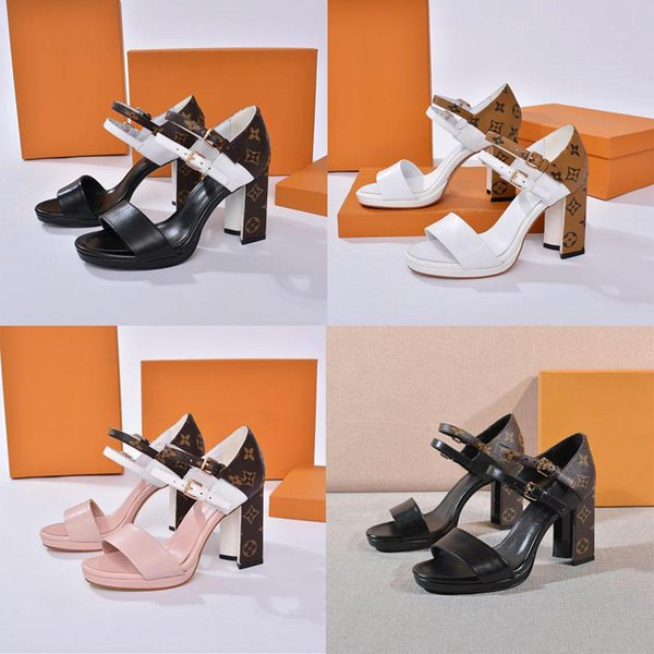 0f1171eba4d0 NEW MATCHMAKE SANDAL 1A4W7H women s sandals luxury designer sandals luxury  shoes thick heel rubber sole with