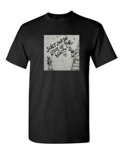 Janet JaDesignson Tee-shirt Tee-shirt Pour Homme Sur Mesure