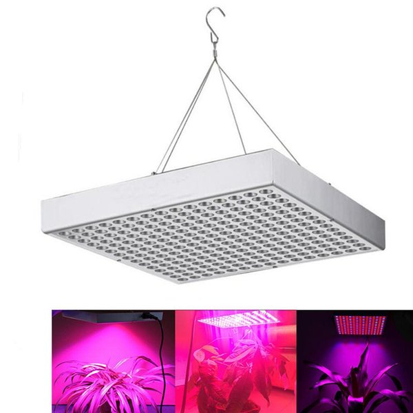 45W Full Spectrum LED Grow Light Panel Greenhouse Horticulture Plant Growth Lamp