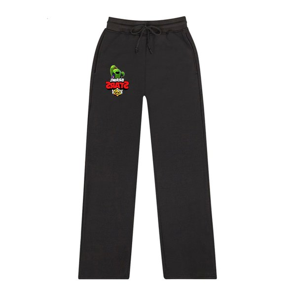 Pantalones de chándal de movimiento de tendencia de tiempo libre