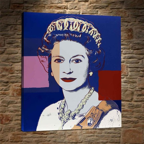 2019 Queen Elizabeth Home Decor Hd Printed Modern Art Painting On Canvas Unframed Framed From Lmq321 5 13 Dhgate Com