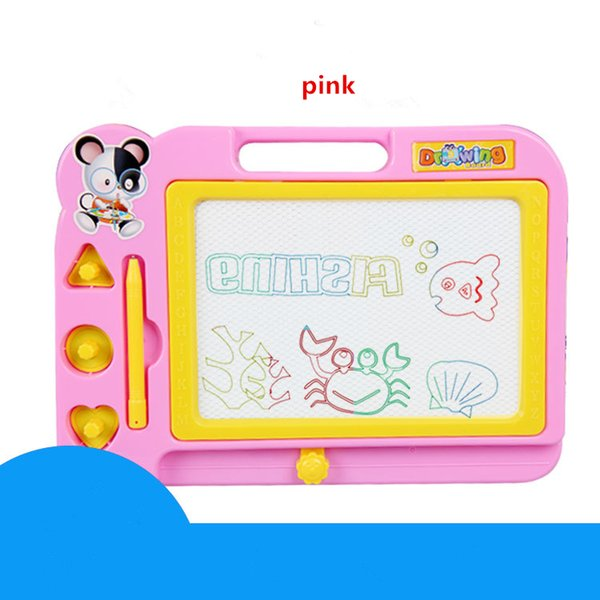 best selling baby early educational toys children drawing board children graffiti girls and boys color drawing magnetic drawing board writing board