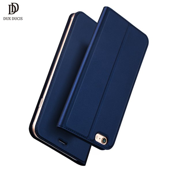wholesale Leather Wallet Case for iPhone 6s Stand Flip Cases & Covers for IPhone 6s 6 S plus Coque Blue Mobile Phone Accessories