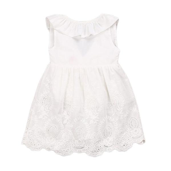 Vestiti del merletto dello spettacolo di nozze del bambino del vestito da principessa del vestito dalla ragazza del bambino della principessa 2-8T