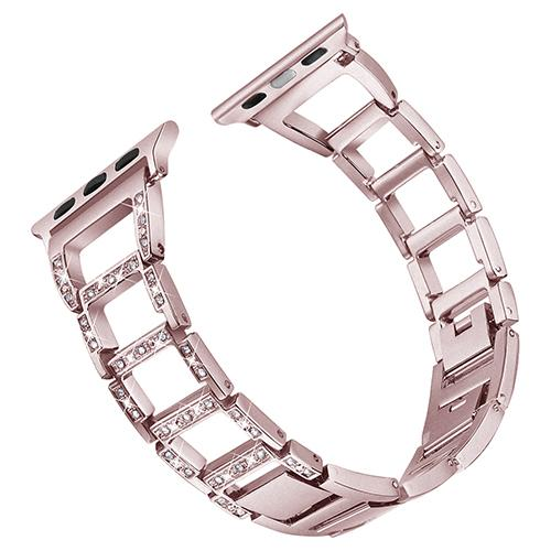 Band Color:Rose gold&Band Width:38mm 40m