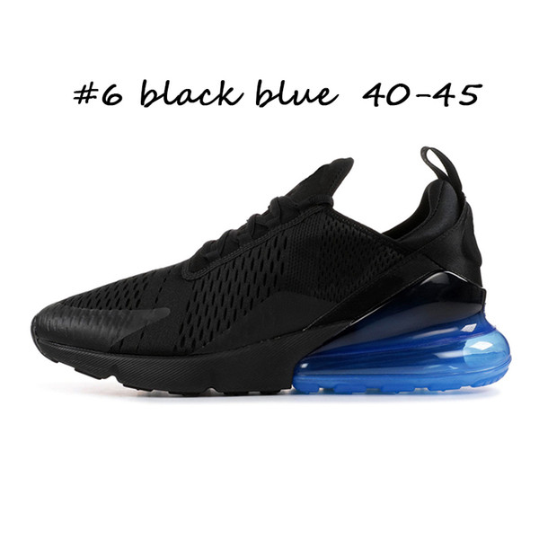 #6 black blue 40-45