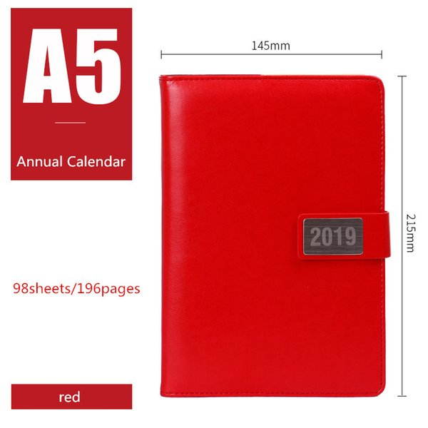 red A5