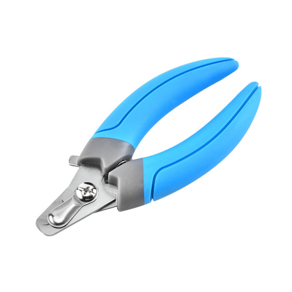 Upscale pet nail pliers, sharp, double-edged cat, dog, scissors, nail scissors, cleaning and care supplies