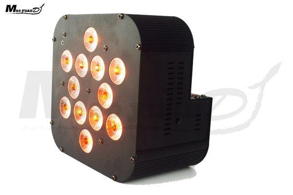 Dmx Christmas.2019 Led Christmas Battery Operated Wireless Dmx512 Led Up Light 12x15w Rgbaw Dmx Led Dj Light Par Wedding Battery Uplights From Maoyuandj 85 43