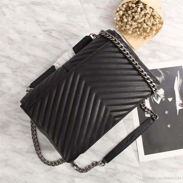 2018 lüks çanta, çanta tasarımcısı, çanta tasarımcısı, çanta, boyut 32 * 21 * 9cm
