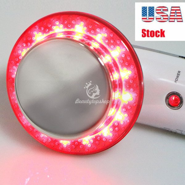 U hip ultra ound ultra onic limming body ma ager led light therapy photon light microcurrent wrinkle removal kin lifting
