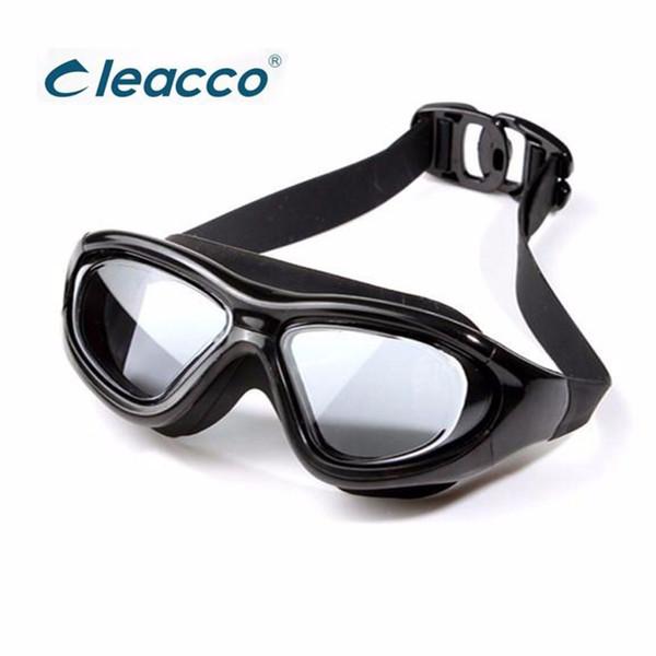 200f3a543d Lente limpia Miopía Receta Gafas graduadas para adultos Hombres Mujeres  Gafas de natación óptica Dioptrías Gafas