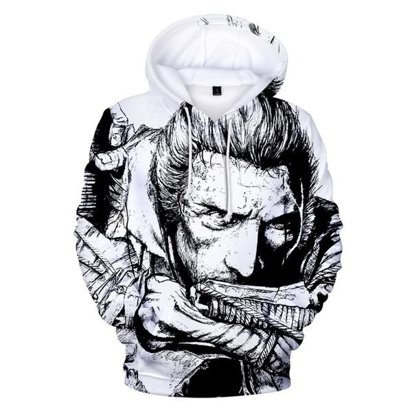Fashion Design SEKIRO Shadows Die Twice hoodie sweatshirt High Quality Newest Men/Women wearing Long sleeved Hoodie Loose