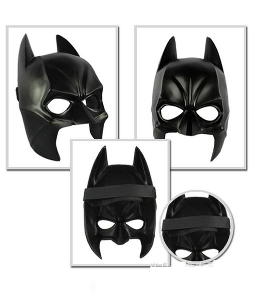 Real Airsoft Mask Darth Vader Halloween Costume Party Mask Cartoon Simulation Male Children Adults Batman Black Plastic And Half Face