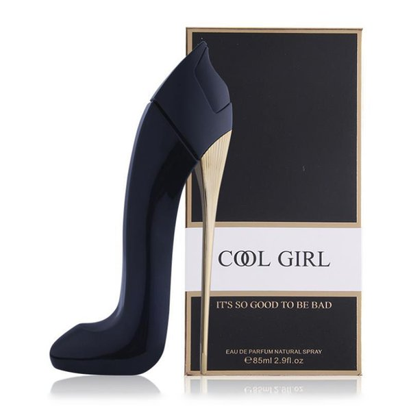 New luxury high heel hape 40ml good mell godde perfume floral fragrance long la ting eau de toilette 5 color