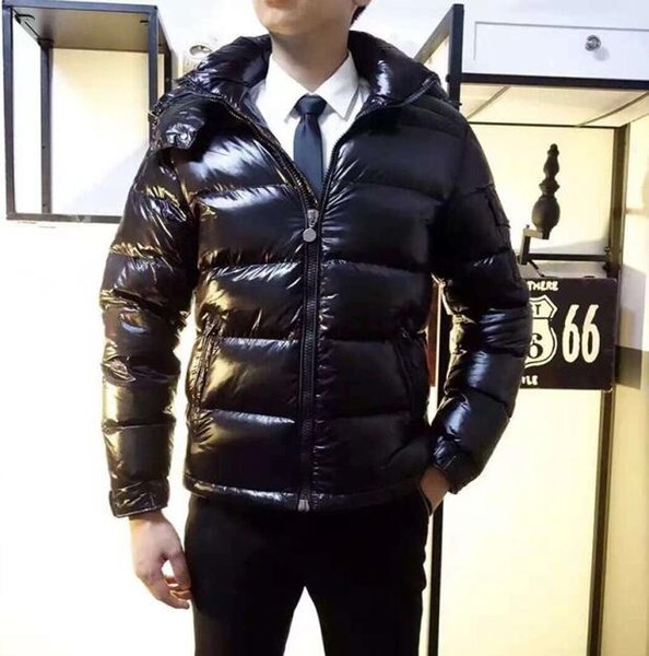 Man winter Maya Down jackets men Winter Jacket High Quality Warm Plus Size Man Down and parka jackets