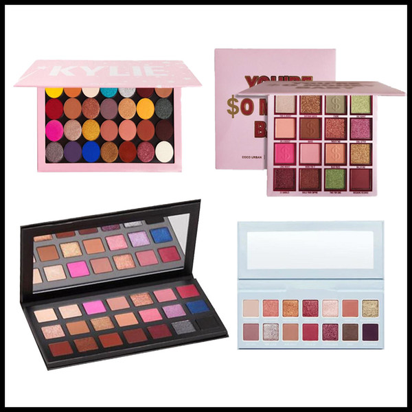 birthday collection you're $o money baby 16 colors eyeshadow matte and shimmer eye shadow makeup dhl ing