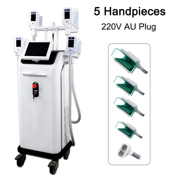 5 alças / 220V AU Plug