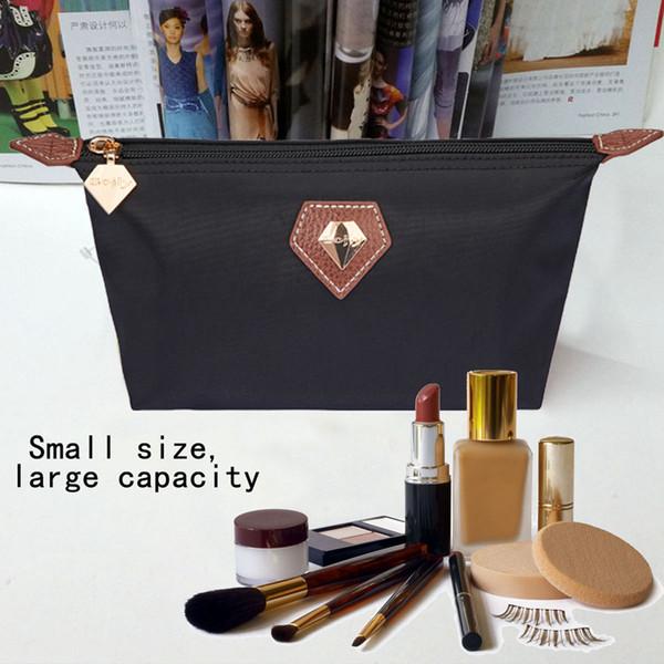 Candy Farbe Reisen Make-up Taschen Damen Lady Knödel Kosmetiktasche Clutch Handtasche hängen Schmuck Casual Geldbörse 12styles RRA1735