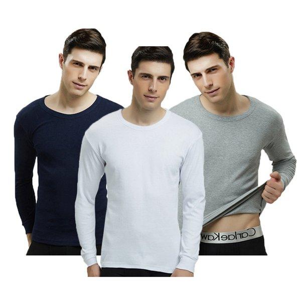 New Arrival Winter Male Warm Long Johns Winter Thermal Underwear for Men Men Thermal Underwear Male Warm Shirt