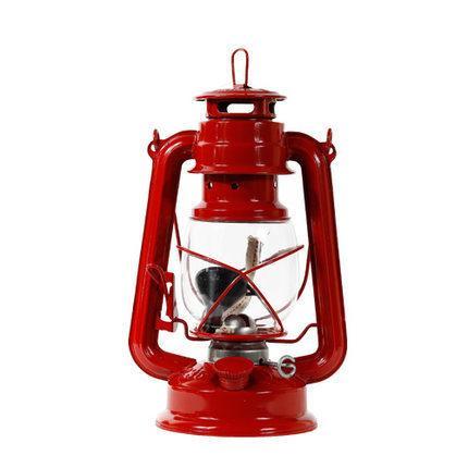 25cm Mediterranean Style Wrought Iron Led Kerosene Alcohol Lamps Portable Lantern Lighting Retro Candle Holders Outdoor Camping Y19061804