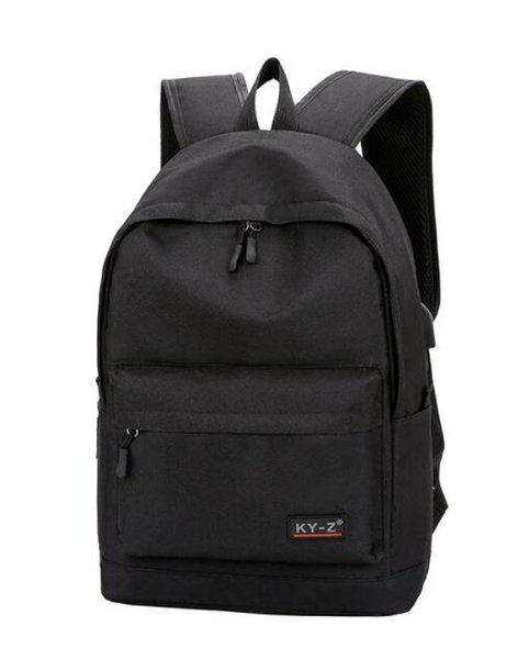 Man Backpack Fit Laptop Multi-layer Space Travel Male Bag Anti-thief Mochila Shoulder bag canvas bag knapsack