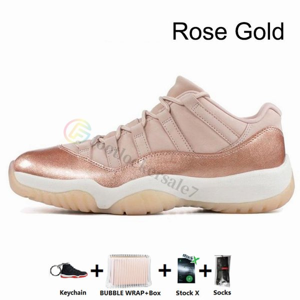 11S- Rose Gold