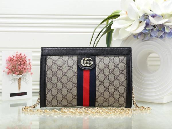 2019 Design Women's Handbag Ladies Totes Clutch Bag High Quality Classic Shoulder Bags Fashion Leather Hand Bags Mixed Order Handbags K0248