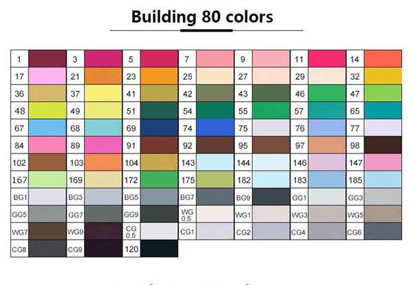 بناء ألوان