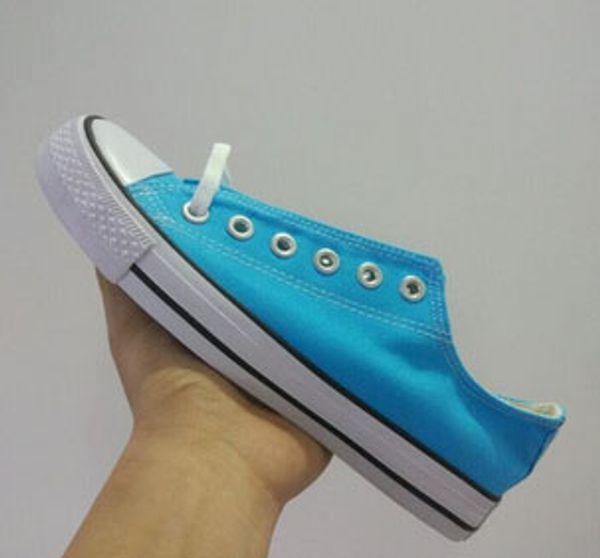 15 Colors Size 35-44 New 2019 Drop Shipping Women Men Unisex Casual Men Women For Canvas Shoes