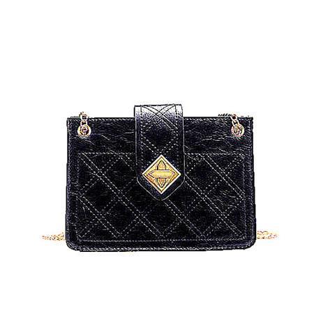 2019 été nouveau petit sac femelle nouvelle version coréenne de la mode de la marée sauvage diagonale croix sac bandoulière chaîne sac 253554