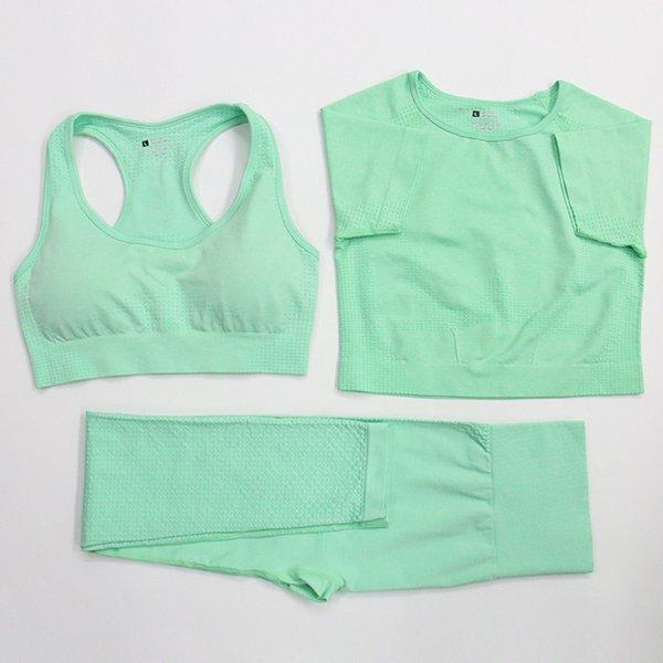 Зеленые 3 шт